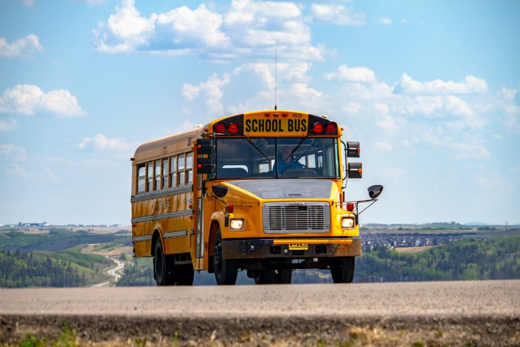 School Bus-unsplash